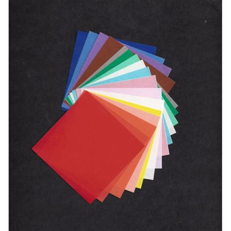 Origami Paper Thickness - origami paper plain color 075 mm 260 sheets