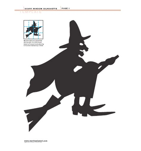 witch silhouette template new page 1 thestarrsite