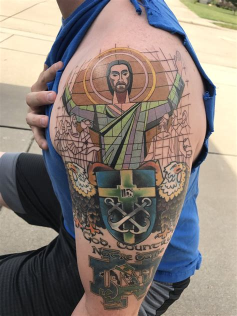 notre dame tattoos the notre dame of the year