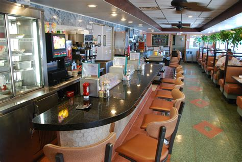 Diner Interior by 301 Moved Permanently