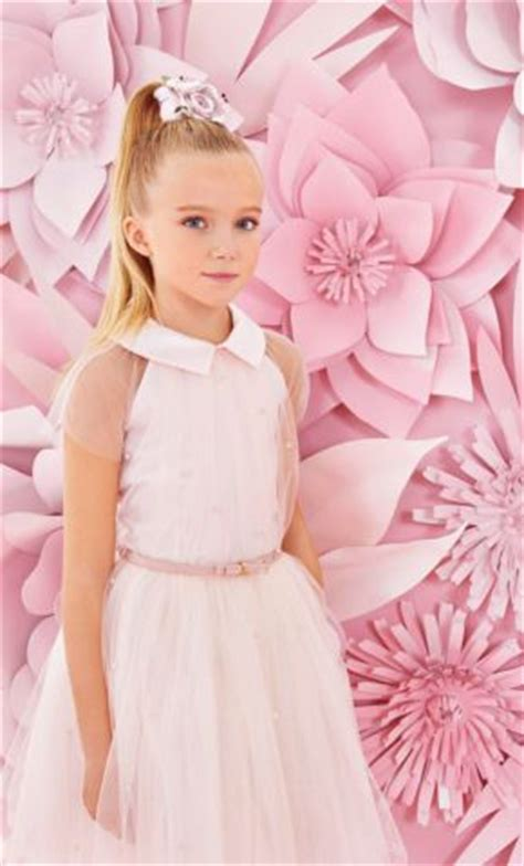 Aqua Dress Monalisa by 748 Best Monnalisa Style Images On Ss
