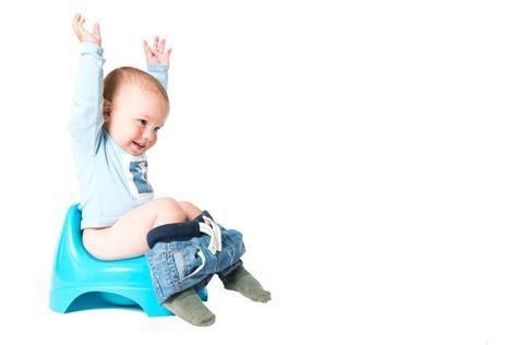steps  potty training women daily magazine