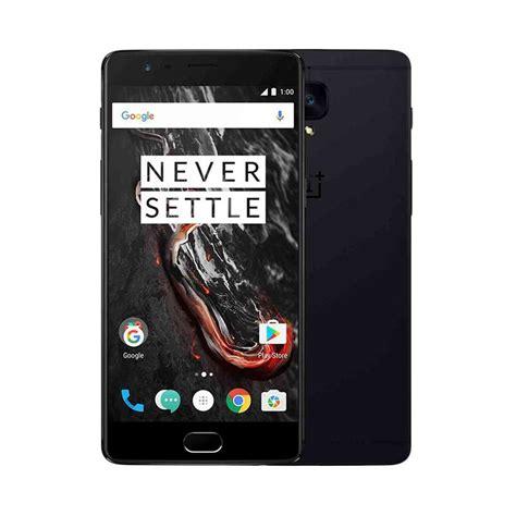 Hp Oneplus Indonesia jual oneplus 3t smartphone black 128 gb 6 gb