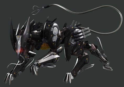 Blade Wolf hi res blade wolf potential spoilers metalgearsolid