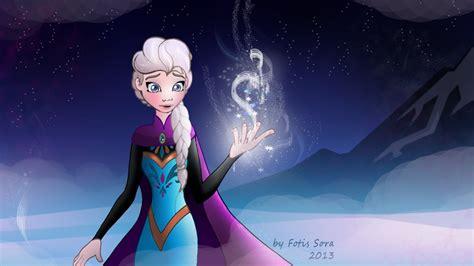 elsa frozen wallpaper let it go elsa frozen let it go by fotis sora on deviantart