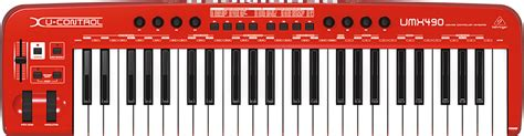 Termurah Usb Midi kurnia musik semarang behringer umx490 u