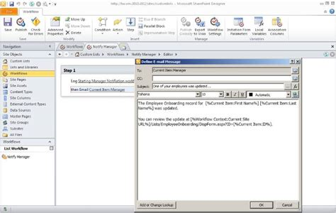 two level approval workflow in sharepoint designer 2010 sharepoint designer approval workflow configure