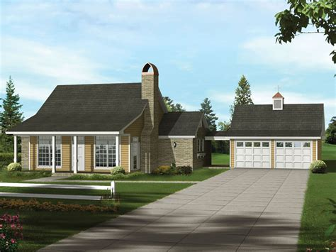 house plans with breezeway to garage lemoncove acadian ranch home plan 039d 0004 house plans