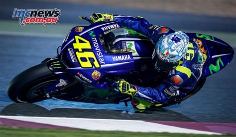 Motorradrennen Mugello by Valentino Worried About Lack Of Pace In Qatar