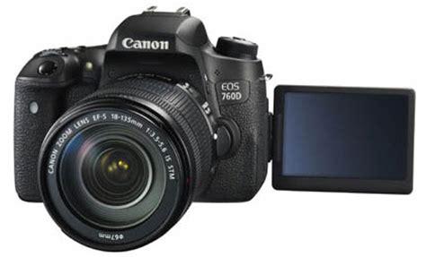 Kamera Dslr Canon Yang Kecil review kamera canon 760d