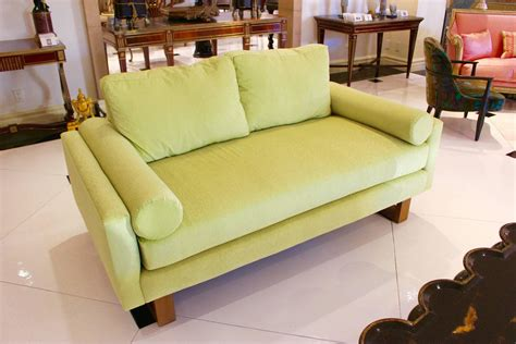 Green Sofas For Sale by Mid Century Green Lime Sofa For Sale At 1stdibs