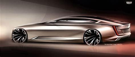 cadillac new concept cadillac escala concept car design