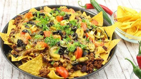 nacho supreme nachos selber machen nachos supreme amerikanisch kochen de