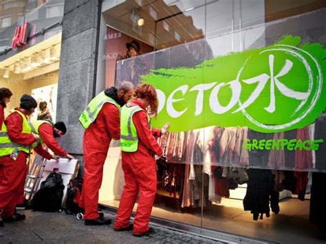 Greenpeace Detox Chemicals by Cleaning Of Our Toxic Closet Branding Magazine