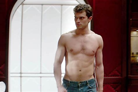 fifty shades of grey cast jamie dornan fifty shades of grey not sexy to film says jamie