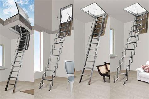 botole per terrazzi scale retrattili scale per casa scale retrattili vantaggi
