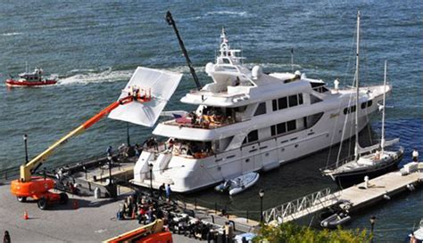 boat sinking by miller ferry luxury yacht from wolf of wall street available for