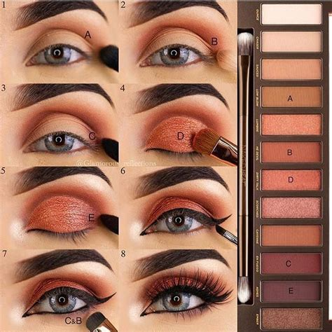 8 Makeup Tips For The Heat by Heat Palette Makeup Fakeup