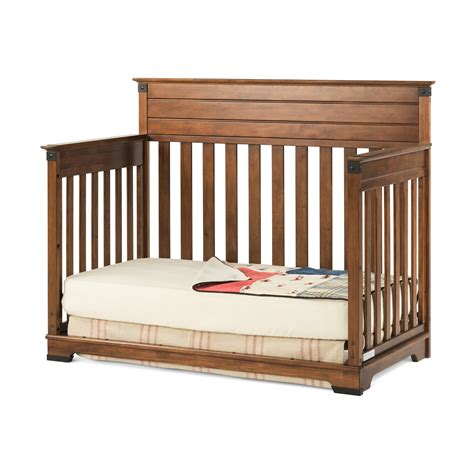 convertible 4 in 1 cribs redmond 4 in 1 convertible crib child craft