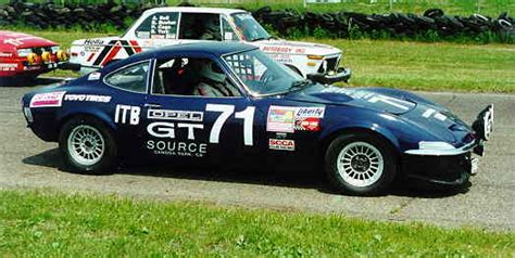 71 Opel Gt by Opel Gt Source 71