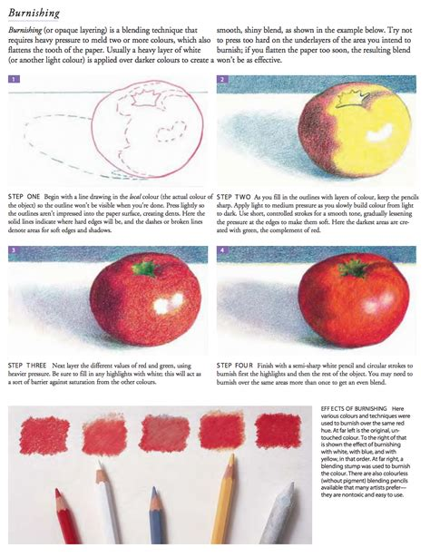 how to color with colored pencils sb04 colored pencil color wheel drawing graphic novels