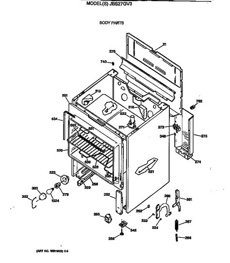 kitchenaid stove parts engine diagram and wiring diagram