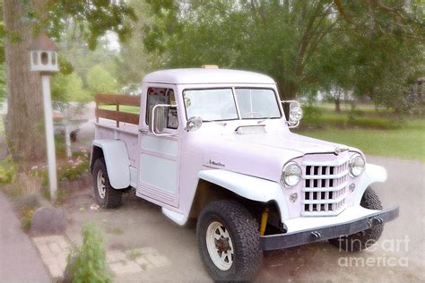 american trucks of the 1950s those were the days books vintage american pink truck vintage pink 1950 s willy s