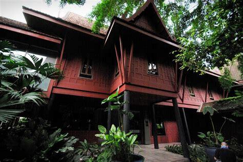 jim house bảo t 224 ng jim thompson house ở bangkok