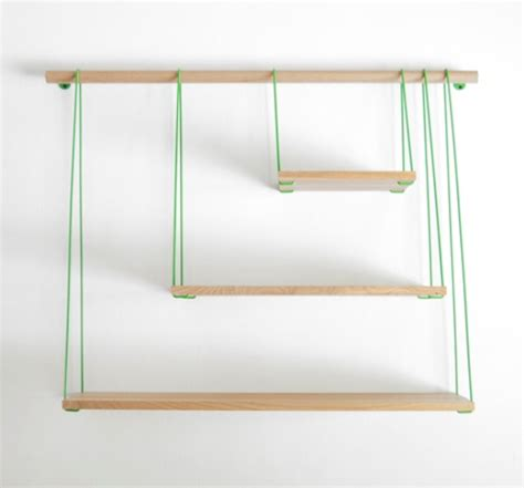 bridge shelves for a smart storage digsdigs