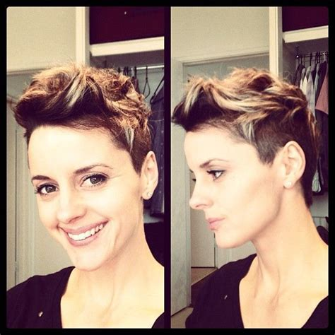 direction on to hairstyle your pixie this is almost exactly what my hair looks like now