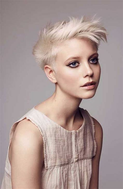 cute short hairstyles   faces