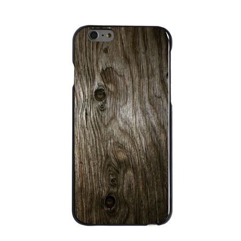 Casing Iphone X Custom Hardcase Cover custom cover for iphone 5 5s 6 6s plus brown weathered wood grain