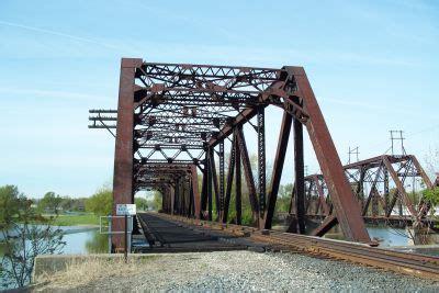 bridgehunter.com | cn raisin river bridge
