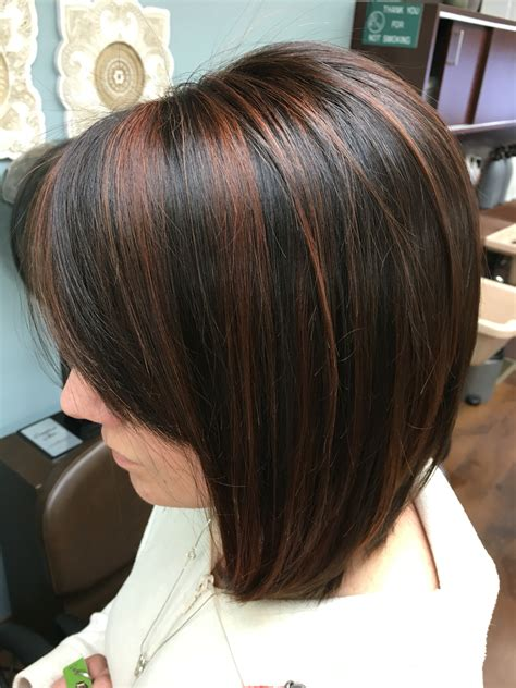 cocoa brown hair color cocoa brown hair with cinnamon highlights find your