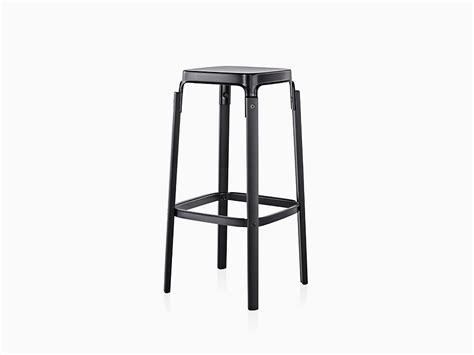 Herman Miller Steelwood Stool by Magis Steelwood Stool Herman Miller