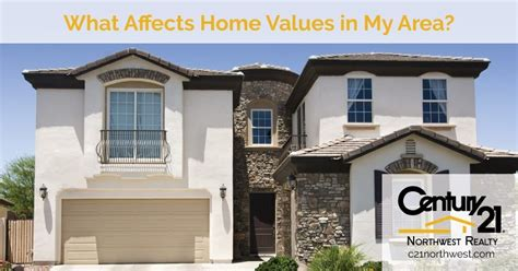what affects home values