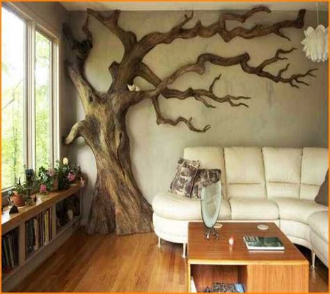 Large Metal Decoration by Large Metal Tree Wall 1 Wall Decal