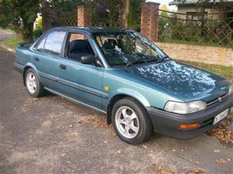 1998 Toyota Corolla For Sale 1998 Toyota Corolla 160i For Sale Delmas Toyota Junk