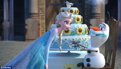 film frozen happy birthday anna frozen fever trailer sees elsa anna and olaf return to