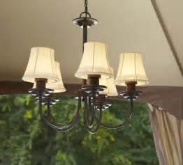 outdoor gazebo lighting chandelier garden oasis electric chandelier shop your way