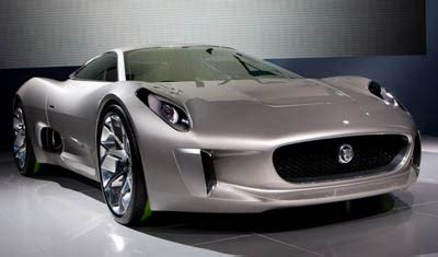 jaguar c x75 specs price