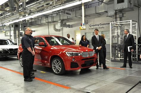 bmw factory bmw spartanburg factory tour