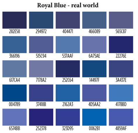 colors that make blue what does royal blue look like quora
