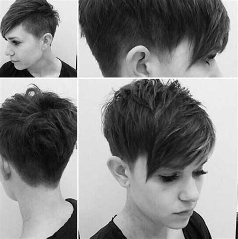 very short stacked pixie for over 50 50 best short pixie haircuts short hairstyles haircuts