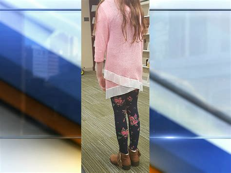 middle school girls dress code mom upset daughter s outfit violated lansing middle school