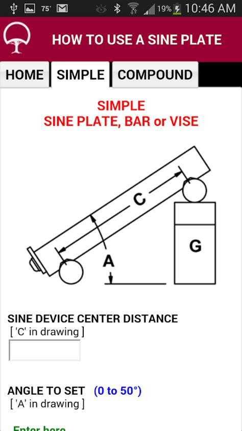 how to use on a how to use a sine plate android apps on play