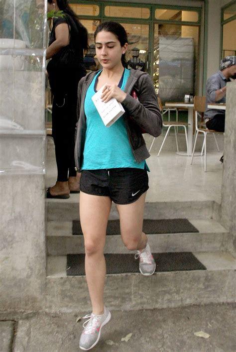 actress of kedarnath sara ali khan actress of kedarnath latest stylish photos