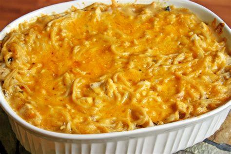 casserole recipes chicken spaghetti casserole recipe dishmaps