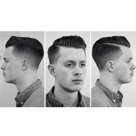 different types of mens quiffs amazing pompadours quiffs and undercut hairstyle inspirations