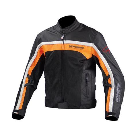 Jaket Touring Aira jual komine jk 094 mesh conrat jaket touring pria black orange harga
